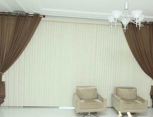 Persiana Vertical PVC